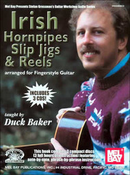 Irish Hornpipes, Slip Jigs & Reels