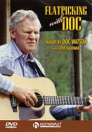 Flatpicking with Doc