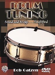 Drum Tuning: Sound and Design Simplified