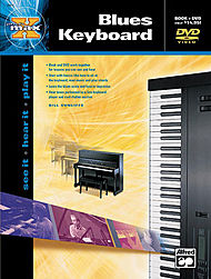 Alfred''s Max! Blues Keyboard (Book & Dvd)