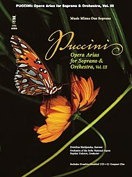 PUCCINI Arias for Soprano with Orchestra, vol. III