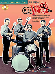 The Ventures: The Best of The Ventures (Book & CD)