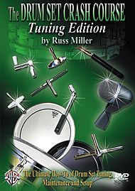 Drumset Crash Course Tuning Edition DVD