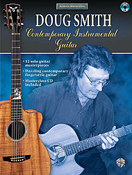 Doug Smith, Contemeporary Instrumental Guitar, Book and CD