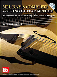 Complete 7-String Guitar Method