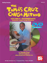 The Tomas Cruz Conga Method, Volume II
