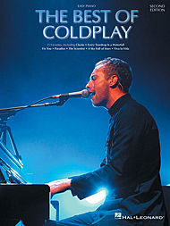 Coldplay: The Best of Coldplay for Easy Piano