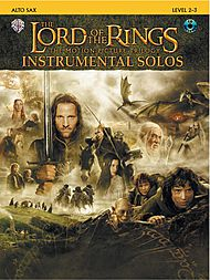 Howard Shore: The Lord of the Rings - Instrumental Solos (Alto Sax)
