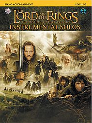 Howard Shore: The Lord of the Rings - Instrumental Solos (Piano Accompaniment)