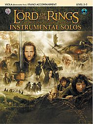 Howard Shore: The Lord of the Rings - Instrumental Solos (Viola/Piano)