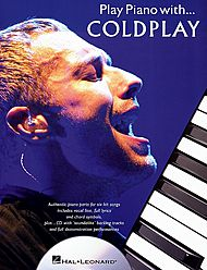 Coldplay: Play Piano with Coldplay (Book & CD)