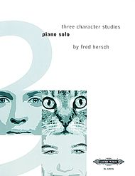 Fred Hersch: Three Character Studies