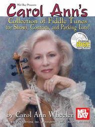 Carol Ann''s Collection of Fiddle Tunes