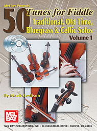 50 Tunes for Fiddle, Volume 1