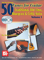 50 Tunes for Guitar, Volume 1