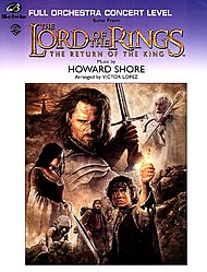 Howard Shore: Lord of the Rings: the Return of the King - Orchestra