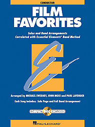 Film Favorites - Conductor/Accompaniment CD
