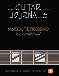 Guitar Journals - Mastering the Fingerboard: Reading Book