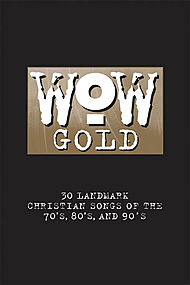 WOW Worship - Gold Songbook