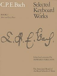 Selected Keyboard Works Book I: Short & Easy
