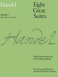 Eight Great Suites Book I