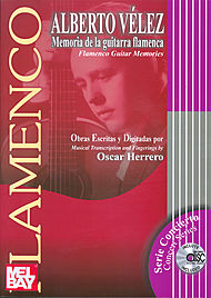 Alberto Velez Flamenco Guitar Memories