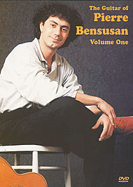 The Guitar of Pierre Bensusan Volume 1