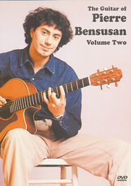 The Guitar of Pierre Bensusan Volume 2
