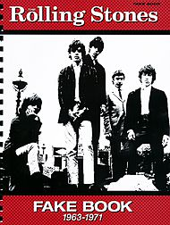 The Rolling Stones: The Rolling Stones Fakebook (1963-1971)