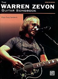 Warren Zevon: The Warren Zevon Guitar Songbook