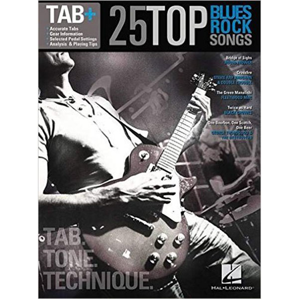 Partition - Guitare - Top 25 chansons de blues/rock