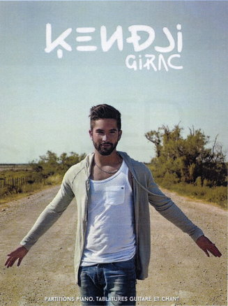 Kendji Girac - Piano, chant et guitare