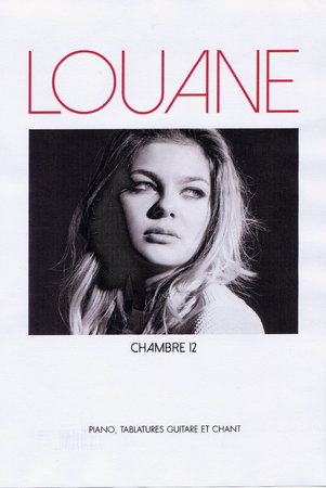 Partition ernie for Louane chambre 12