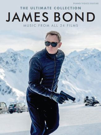 James Bond The Ultimate collection 24 films dont Spectre