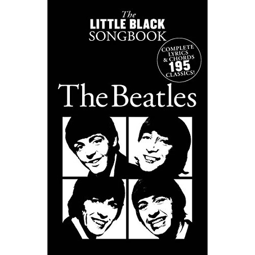 Partitions chansons - The Beatles The little black songbook