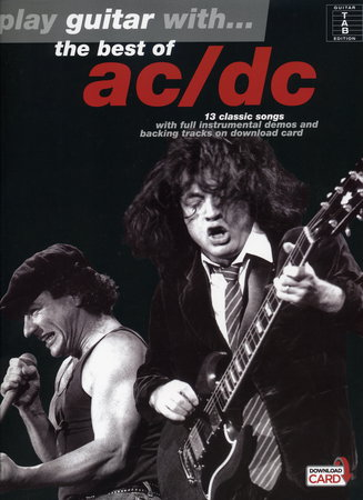 Play guitar withThe best of AC/DC