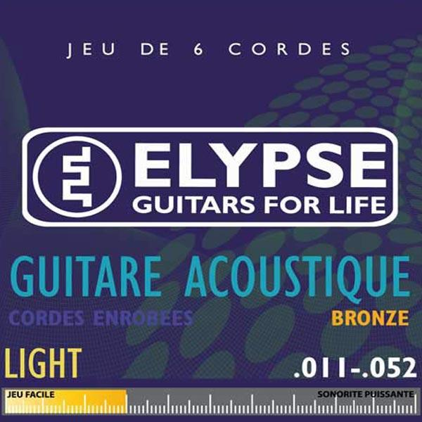 Cordes pour guitare folk AS-463C - light - 11 52