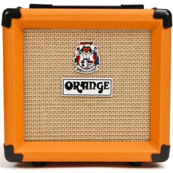 Orange - Baffle 1 x 8 pour micro terror