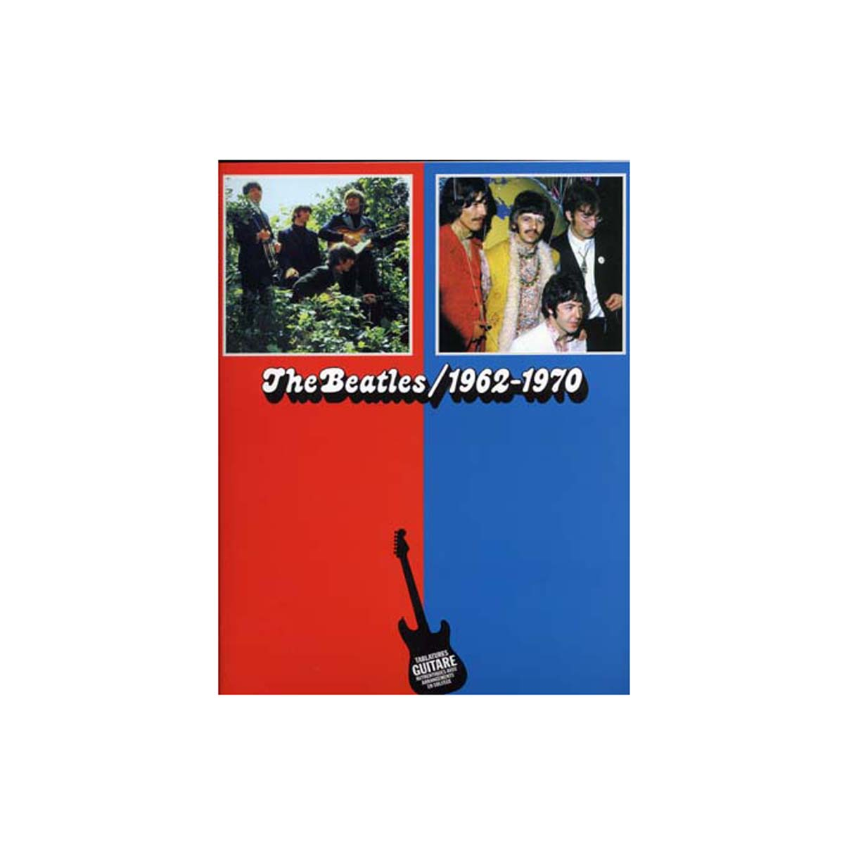 The Beatles 1962-1970 - Bleu/Rouge