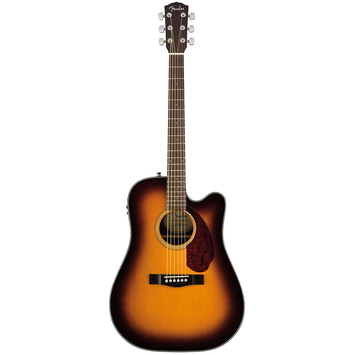Fender - CD-140SCE Classic Design Sunburst