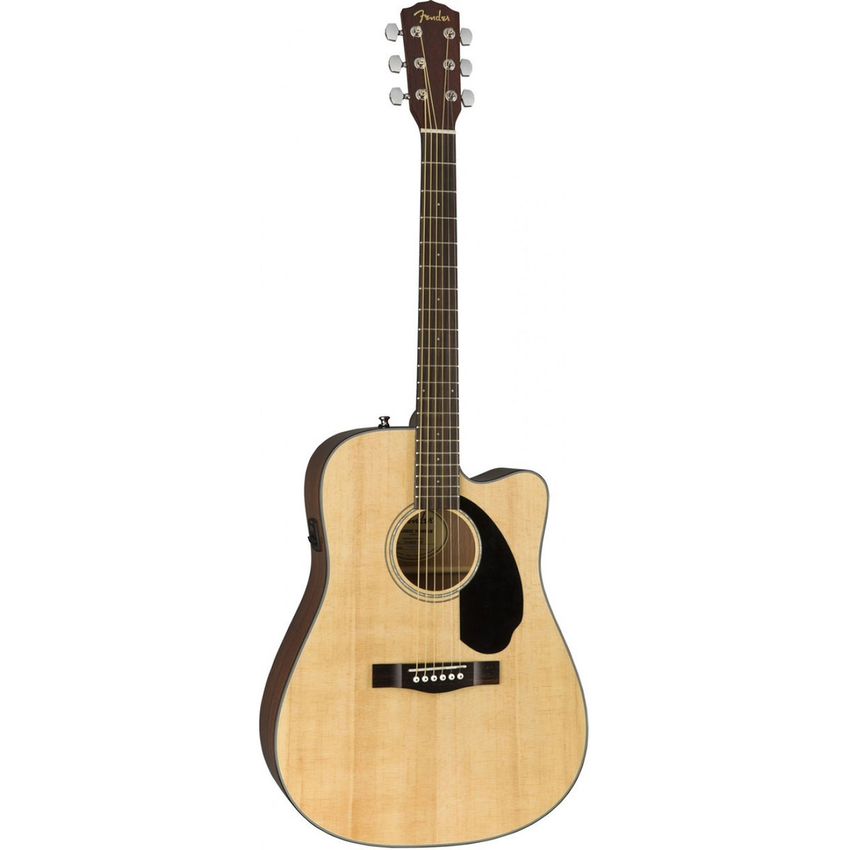 Fender - CD-60SCE Classic design Naturelle