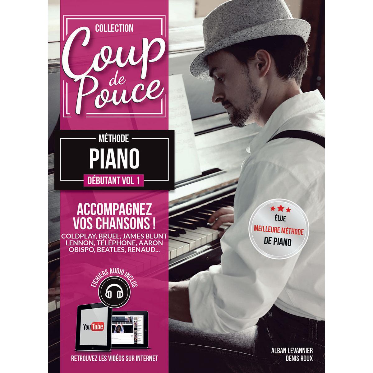 Les partitions mistral gagnant piano - Coup de pouce centre sud ...