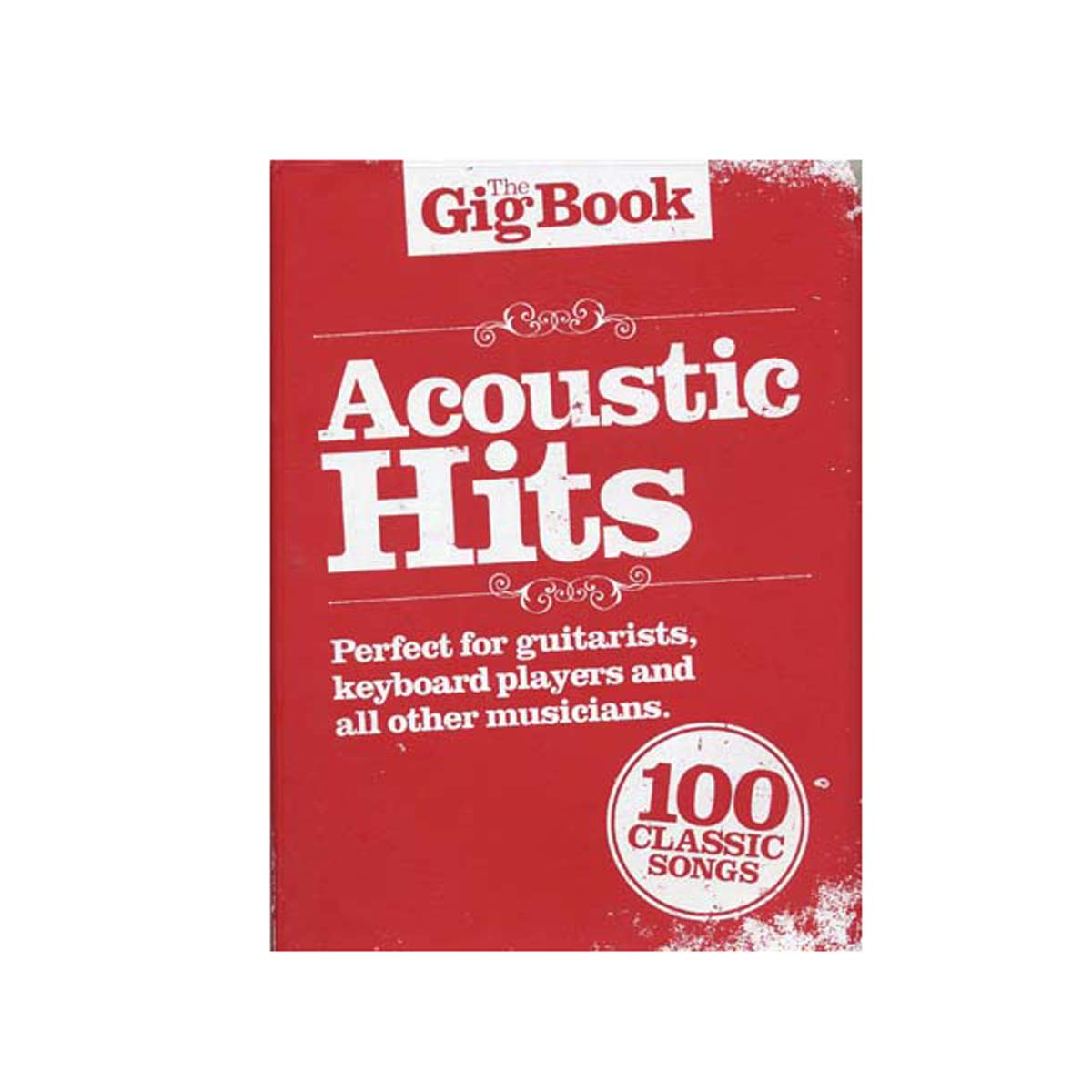 Acoustic hits the Gig book