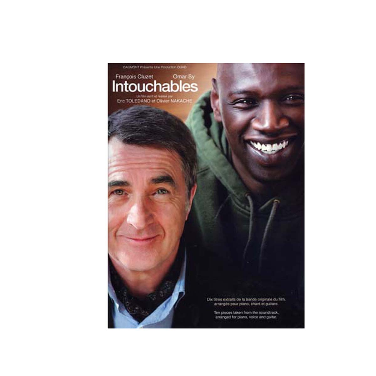 Intouchables original sound track