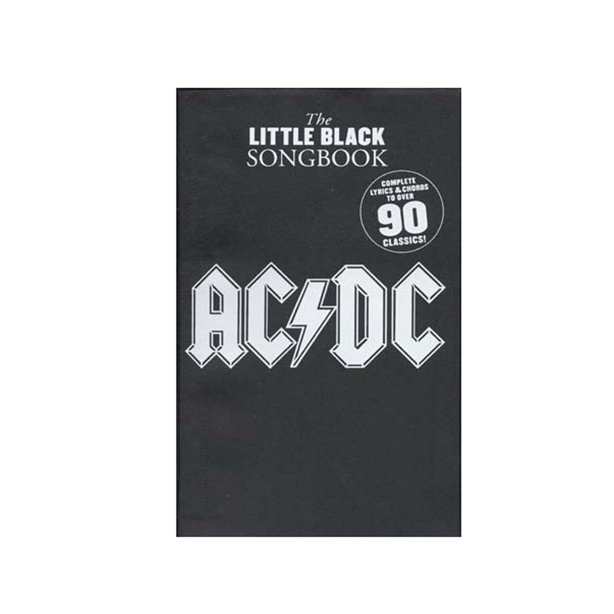 The little black songbook  AC/DC 90 classics