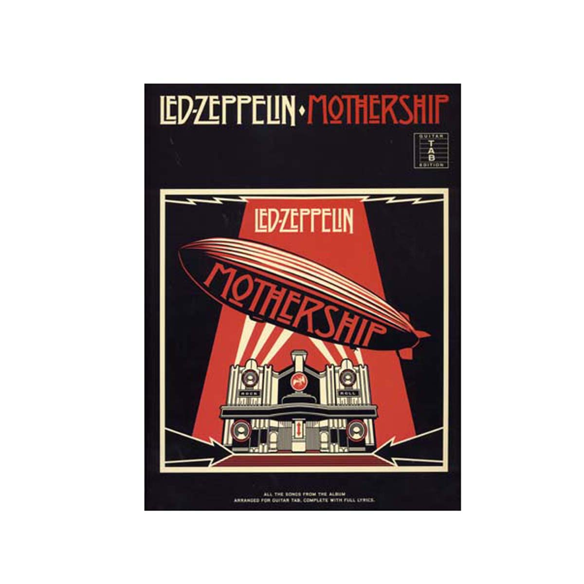 Led Zeppelin Mothership guitar tab