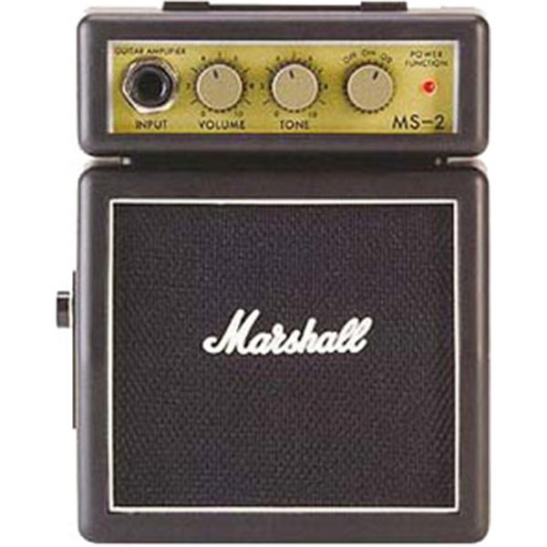 Marshall - Mini Ampli Stack - MS-2