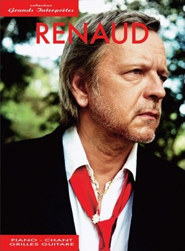 Partitions - Renaud Grands interpretes Piano, chant et guitare
