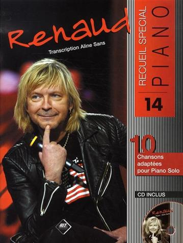 SPECIAL PIANO RENAUD + CD