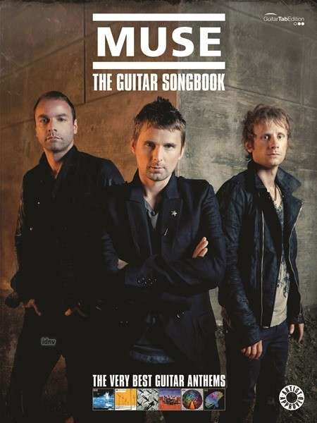 MUSE THE GUITAR SONGBOOK TAB